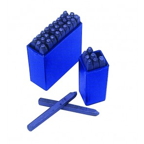 0-9 2mm High Punch Set