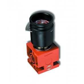Lockable Shut-Off Valve G3/8