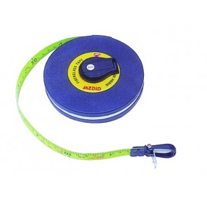 15mm x 50mtr Fluorescent Measuring Tape