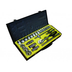 "Socket Set 1/2"" 22pcs 22pcs 1/2"""