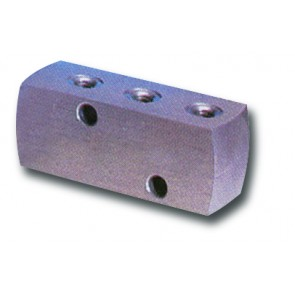 "Distributor 3/8""BSP Inlet to 9 x 1/8""BSP Outlets"