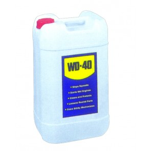 WD40 Multi-Purpose Lubricant 25ltrPlastic Drum