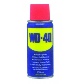 WD40 Multi-Purpose Lubricant 100ml Can