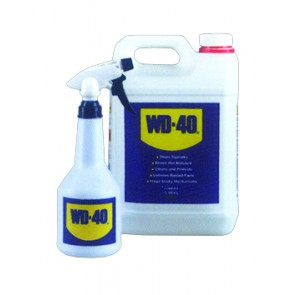 WD40 Multi-Purpose Lubricant 5ltr with spray Applicator