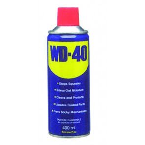 WD40 Multi-Purpose Lubricant 450ml Can