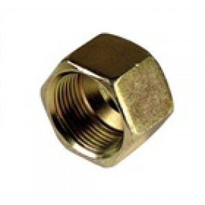 DIN2353 Compression Nut Heavy Duty 6mm