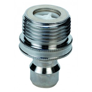"NITO 1/2"" System Fitting Nippl e 3/4""BSP Male Thread with No"