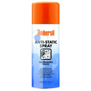 Neutralises Static Electricity 400ml