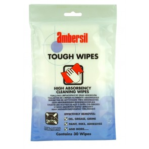 Hi-Absorbency Cleaning Wipes 30pcs