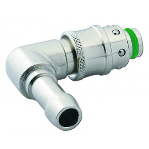 "DN8 RPL Connector Nipple G1/8"" Male Taper Thread"