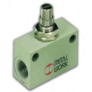"Flow Control 1/8""BSP Female Threads"