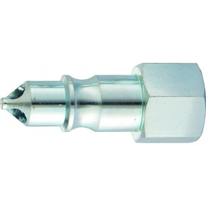 "PCL 100 Coupling Plug 1/2"" Integral Hosetail"