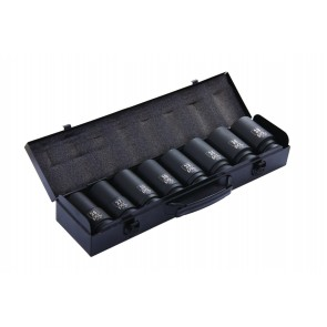 "8pc 3/4"" Drive Deep Impact Socket Set"