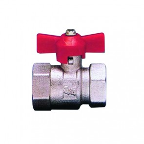 T-Handle Ball Valve G1 Female/Female