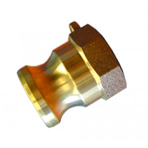 Cam Arm Coupling Part A Brass 2""