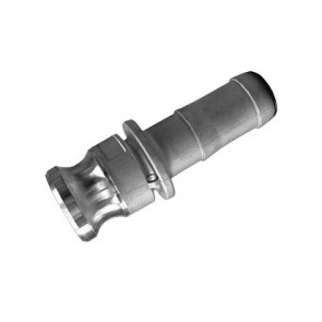 Cam Arm Couplings Part F Stainless Steel 4""