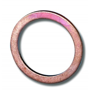 "Copper Washer 1/4""BSP"