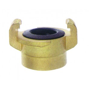 GEKA Coupling with G1/2 Female Thread
