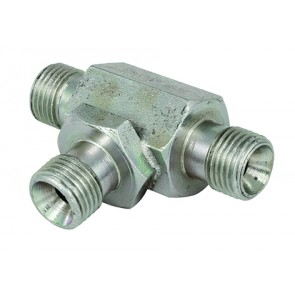 "Equal Male Tee 1/8"" BSPP"