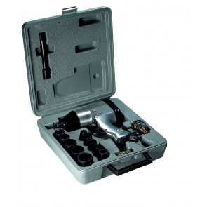 "Impact Wrench 1/2"" Kit Drive 230ft/lbs"