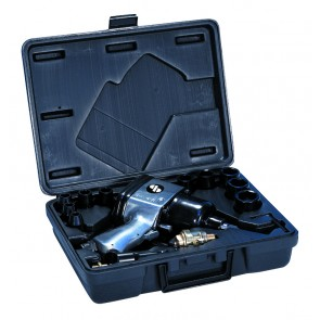 "Impact Wrench 1/2"" Kit Drive 380ft/lbs"
