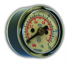 Pressure Gauge 27mm to Suit Micro FRL