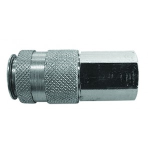 "Series 19 Coupling Body 3/8""BSPT Female Thread"