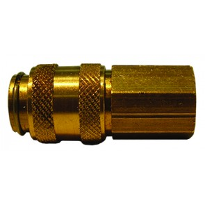 Interchange Coupling 21 SeriesD/Shut-Off G1/4 Male Thread