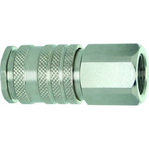 "Series 510 Coupling Body 1/4""BSP Female Thread"