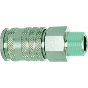 "Series 510 Coupling Body 1/4""BSP Male Thread"