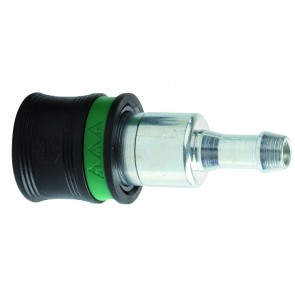 "Euro Safety Coupling Series 57 0 Safety Coupling 1/4"" Hoseta"