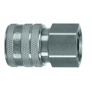 Series 550 Stainless Steel Coupling G1/4 Female
