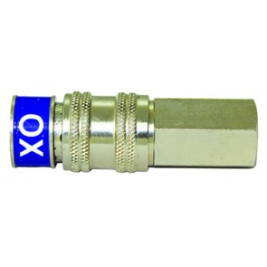 "Series 65 Coupling Body Blue 1/4""BSP Female Thread"