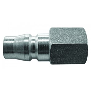 "Series 13 Coupling Plug 1/4""BSP Female Thread"