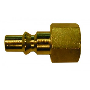 Interchange Coupling Plug Series 14 G1/2 Female Thread