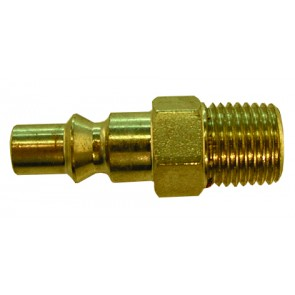 Interchange Coupling Plug Series 14 G1/8 Male Thread