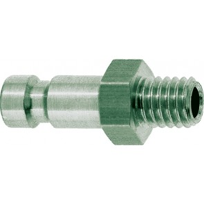 Interchange Coupling Plug Series 20 M5 Male Thread