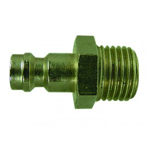 Series 21 Coupling Plug Nickel Plated G1/8 Male