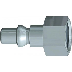 "Series 522 Coupling Plug 1/8"" Hosetail"