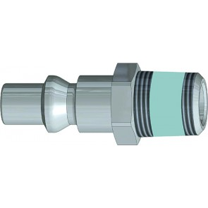 Series 522 Coupling Plug G1/2 Male Thread