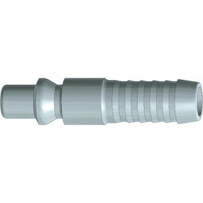 "Series 522 Coupling Plug 1/4"" Hosetail"