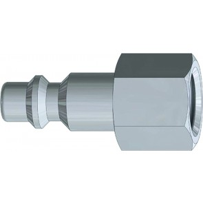 "Interchange Coupling Plug 1/4""BSPP Female Thread"