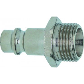 "Interchange Coupling Plug 1/4""BSPP Male Thread"