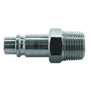 "Series 515 Coupling Plug 1/4""BSP Male Thread"