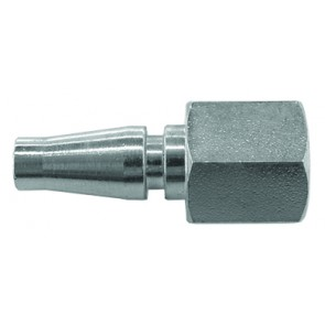 "Interchange Coupling Plug 1/4""BSPT Female Thread"