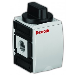 BOSCH MODULAR SERIES AS2 3/2 WAY SHUT-OFF VALVE