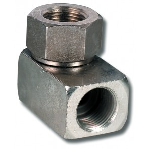 "Single Rotary Joint Viton 1/4""BSP In and Out"