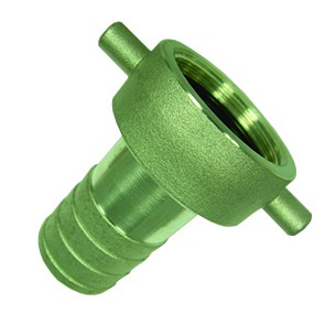 "Lug Coupling Female Alloy 3""BSPP"