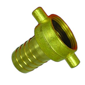 "Lug Coupling Female Brass 1""BSPP"