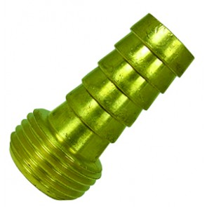 "Lug Coupling Male Brass 1/2""BSPP"